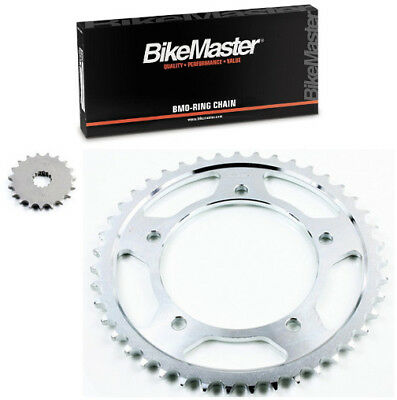 JT O-Ring Chain 19-43 Sprocket Kit for Triumph 1050 Tiger 2007-2012