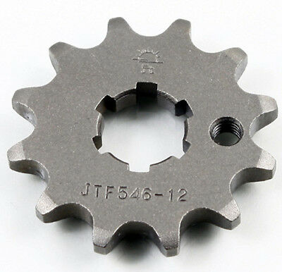 JT Front Sprocket 12T for Yamaha Chappy 50 LB50 1978-1982
