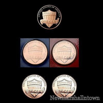 2018 P+D+S Lincoln Shield Proof Penny Mint Set + Business PD Strikes