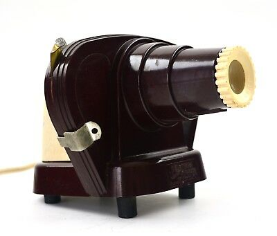 Vintage 1950s Viewmaster Junior Projector Sawyers Portable Lum-a-Ray Bakelite