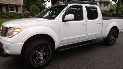 2007 Nissan Frontier LE Nissan Frontier LE - 6 Foot Bed