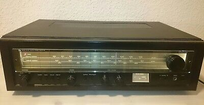 LUXMAN R-1030 Black Edition Solid State AM/FM Stereo Receiver
