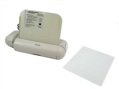 Swingline 535 28-Sheet Commercial Electric 3-Hole Punch