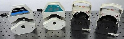 G149788 Lot-4 Assorted Peristaltic Pump Heads Watson Marlow, Cole Parmer, Other