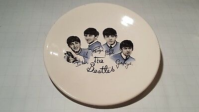 BEATLES Original Side Plate from Washington Pottery in Hanley, England