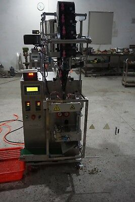 High-temperature Tomato Paste Wrapping Machine/Sesame Soy Sealing Machine