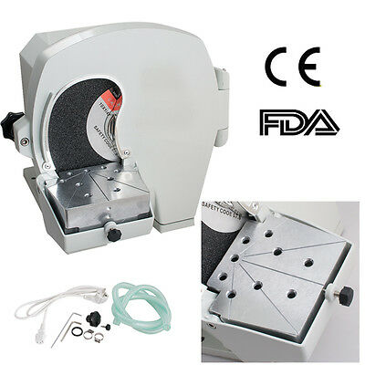 Dental Wet Shaping Model Trimmer Abrasive Disc Wheel plaster Equipment 2800 rpm