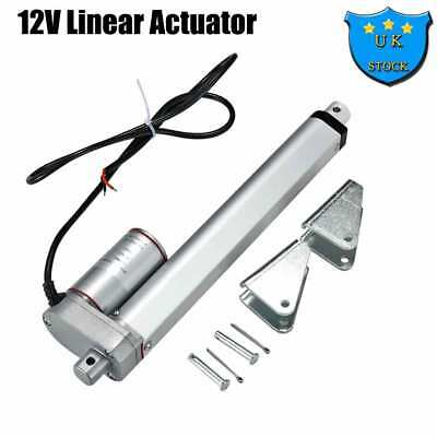 12v DC Linear Actuator Motor DC 12V 750N Electric Door Opener For Auto Car New