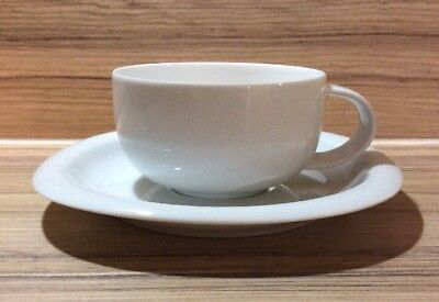 Rosenthal Germany Studio Linie Suomi White Cup & Saucer Set