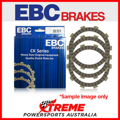 Suzuki XF 650 Freewind 97-02 EBC Friction Fibre Plate Set CK Series, CK3386