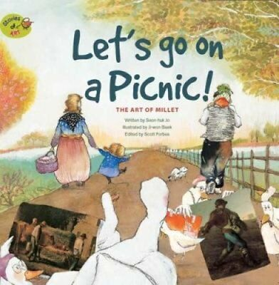 Let's Go on a Picnic: The Art of Millet The Art of Millet 9781925234671