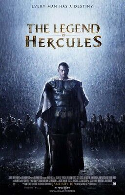 THE LEGEND OF HERCULES great original adv 27x40 D/S movie poster (s001)