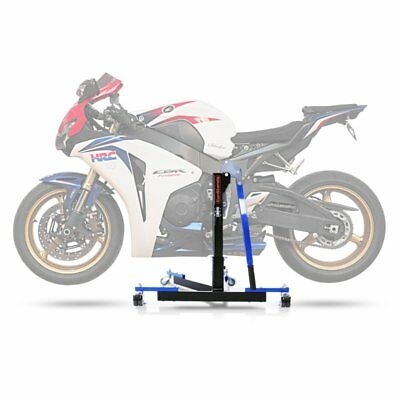 Center Spider Lift CS Power Evo Honda CBR 1000 RR Fireblade 08-16 blue Centre