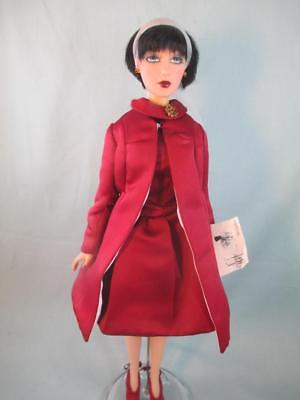 "Madame Alexander 16"" Alex Fairchild Ford Fashion Doll & *Santa Baby* Outfit"