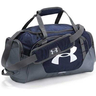 Under Armour Undeniable 3.0 X Small Unisex Bag Duffle - Midnight Navy One Size