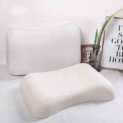 Relief Pillow Best Neck and Shoulder Protector Muscle Relax Latex Cushion
