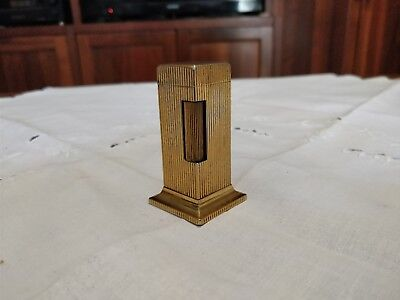 Dunhill table lighter 1949