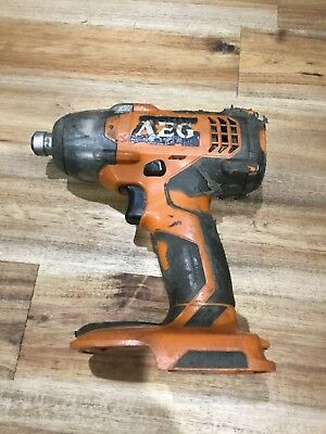 Aeg 18V Cordless Compact Impact Driver - Skin Only