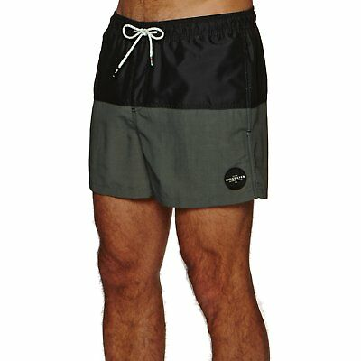 90251e41f6 QUIKSILVER FIVE OH Volley 15 Mens Shorts Swim - Black All Sizes ...