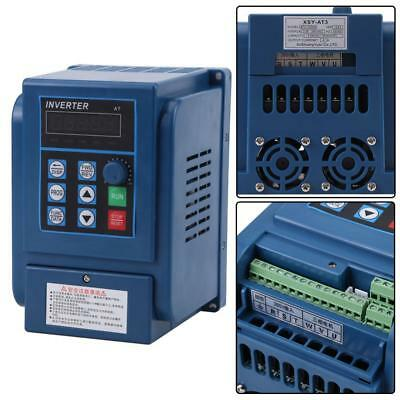 AC 380V 1.5KW Variable Frequency Drive 3 Phase Speed Controller Inverter Motor