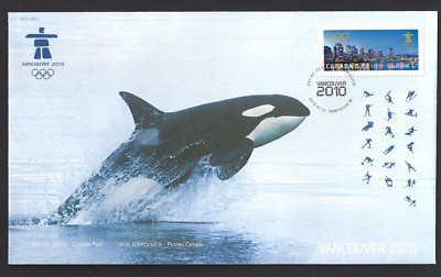 Canada   # 2368      Vancouver Winter Olympics    New 2010 Unaddressed