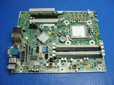 HP 611834-001 Socket 115X LM Desktop System Board 8200 Elite SFF