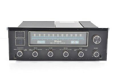 McIntosh MR 78 Stereo FM Radio Tuner - Vintage - Made in USA