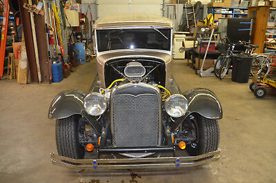 """1931 Ford Model A Limo 1931 Ford Model """"A"""" Limo rare unique custom classic rust free"""