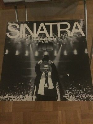 Frank Sinatra LP The Main Event Live