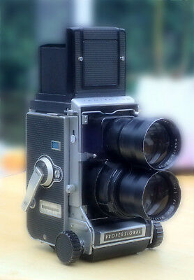 Working  Mamiya C33 Professional Body - sold c/w a 'faulty' 180mm lens