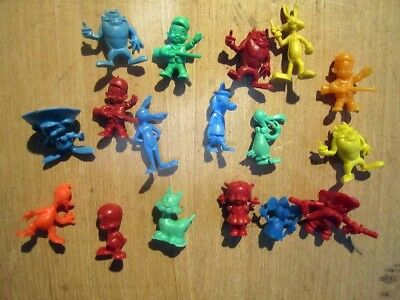 Kaugummi Figuren Chewing gum figures Looney Tunes Schweinchen Dick Speedy