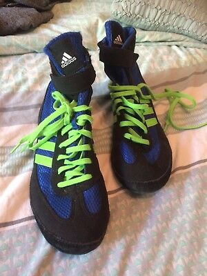 Boys Girls Unisex Adidas Boxing Boots Size 5