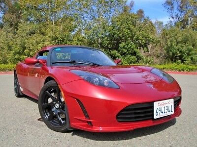 Roadster Sport 2010 Tesla Roadster Sport Automatic* One Owner* Just serviced*