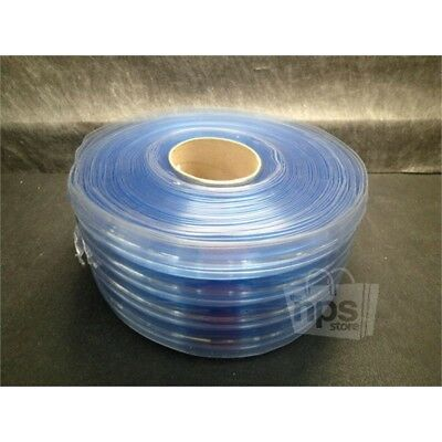 """TMI 999-00072 Ribbed PVC Replacement Strips, 8"""" x 150ft Roll for Cooler/Freezer*"""
