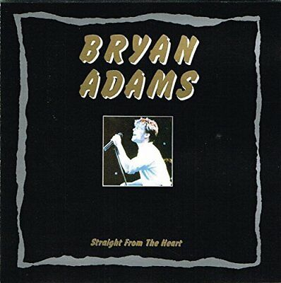 Bryan Adams - CD - Straight from the heart (live) ...
