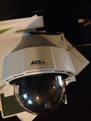 AXIS P5414-E HD 720p Outdoor PTZ Dome Network Camera, 0588-001