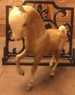 Breyer BLOATY Palomino 1960's Glossy Horse Rare unique model