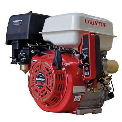 16HP Petrol Engine 4 Stroke OHV Motor with Electric Start - LAUNTOP