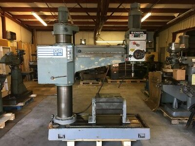 South Bend GR 50-1200 Radial Drill Press