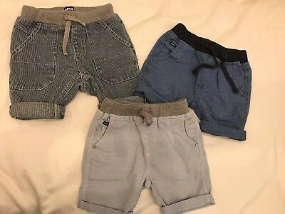 Indie Kids Boys Shorts Size 2 X3