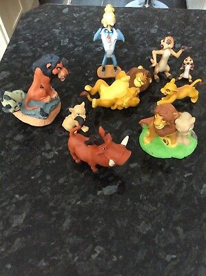 Bundle Of Disney Characters Lion King