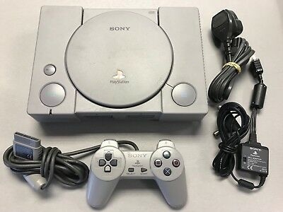 Sony Playstation 1 Ps1 Console