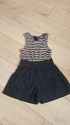 girls playsuit age 6-7