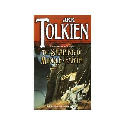 The Shaping of Middle-earth by J.R.R. Tolkien (author), Christopher Tolkien (...