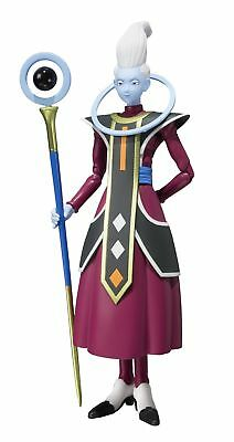 "Bandai Tamashii Nations S.H. Figuarts Whis ""Dragon Ball Z"" Action Figure New"