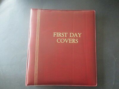 ESTATE: FDC Album with 22 pages - Save $$$ AS NEW - AMAZING  (1366)