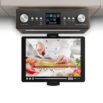 Radio de cuisine Internet Wifi  DAB+ Tuner FM Support tablette + kit suspension