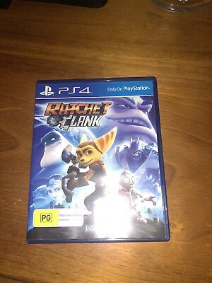 Ratchet And Clank PS4 Playstation 4 Game