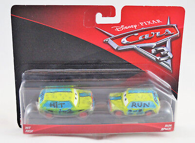 Mattel Disney Pixar Cars 3 Diecast Auto Hit & Run Neu/New