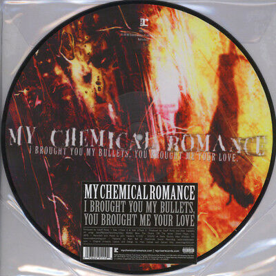 My Chemical Romance – I Brought You My Bullets (LP) (Picture Disc) (M/M) (Sld)